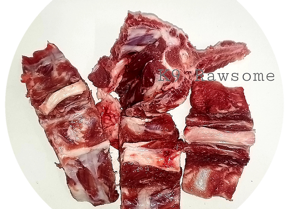 Goat Bones - Free Range Wild Goat