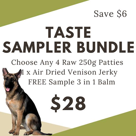 Taste Sampler Bundle