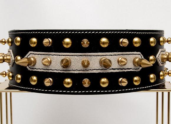 YUKIMURI Leather Collar