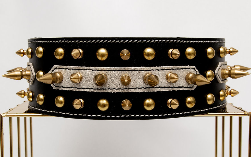 YUKIMURI Leather Collar
