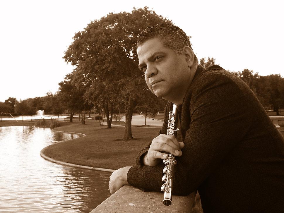 NICOLAS REAL - Flutist, Teacher, and Composer