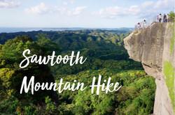 Sawtooth Nokogiri Mountain 鋸山