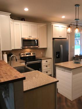 Kitchen Bar View