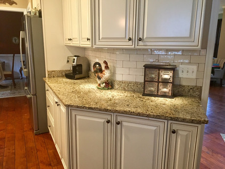 Kitchen Side Wall
