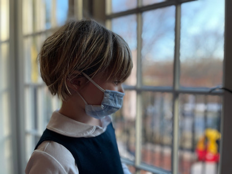 Un-masking Children: Part 1 of 4. The Role of Children in COVID-19 Transmission in Schools
