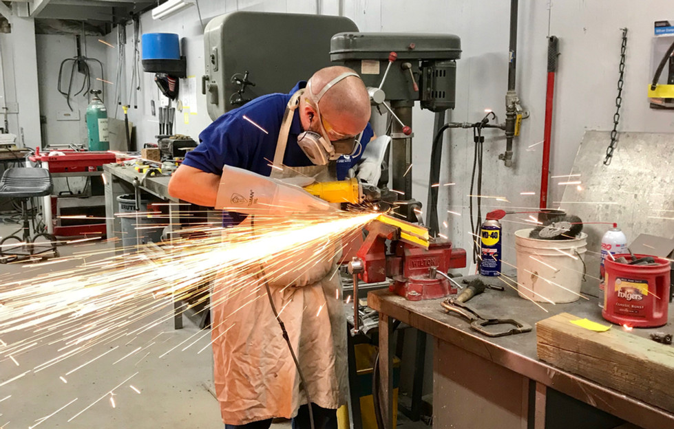 Fabrication is our specialty.