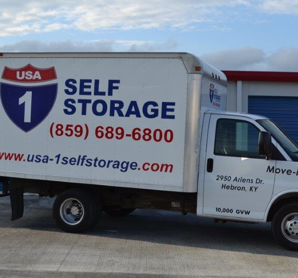 USA-1 Self Storage