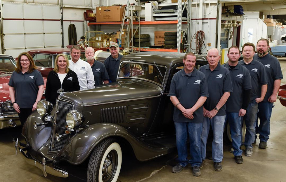 Our crew, with decades of combined experience, are able to meet all of your restoration needs.