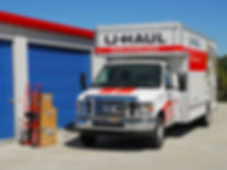 Uhaul Products, USA-1 Self Storage