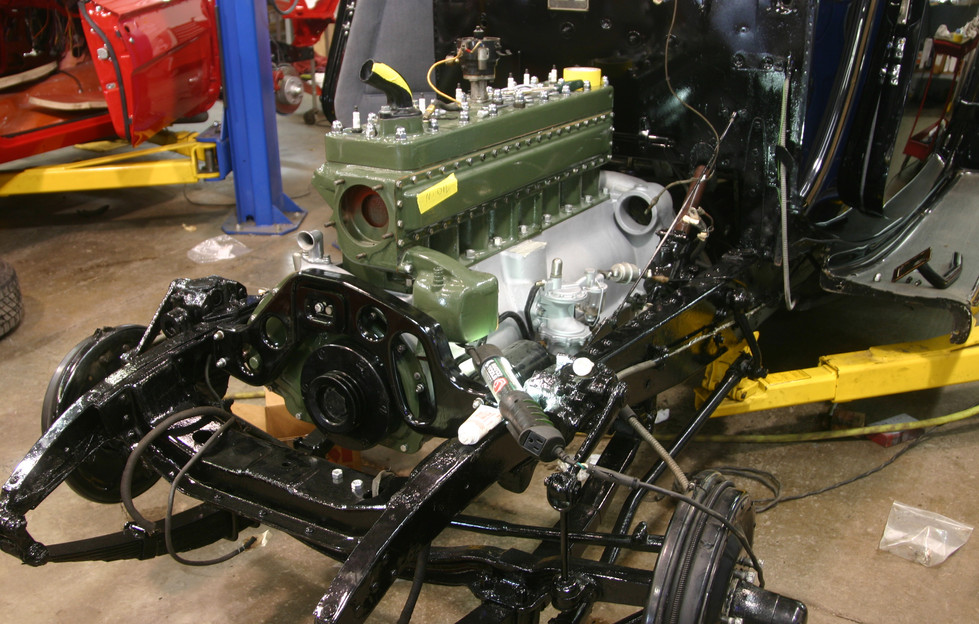 The Antique Auto Shop remains an excellent engine rebuilder no matter the year, make or model.
