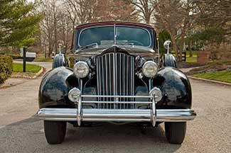 1939 PACKARD - SUPER 8