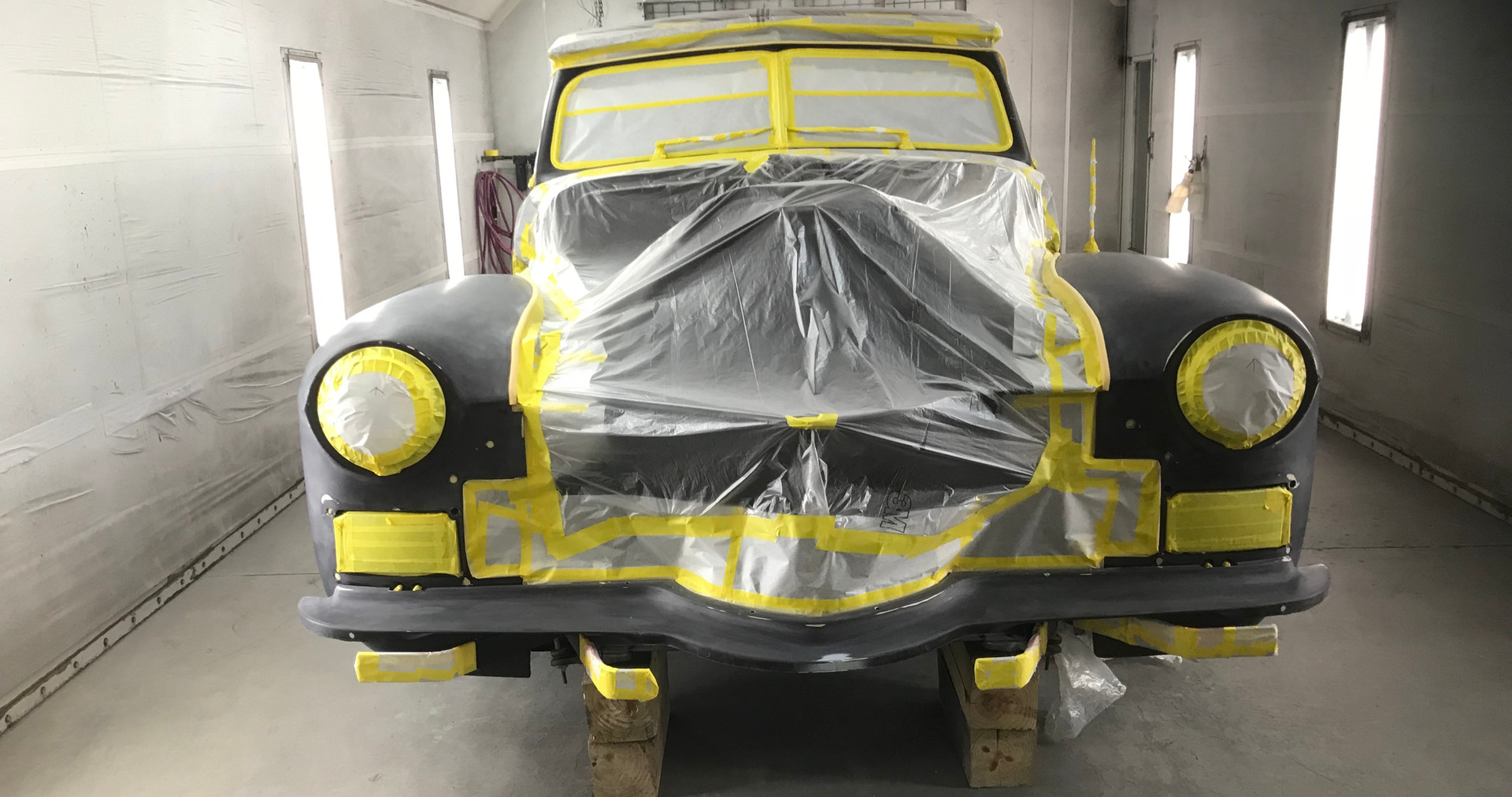 95% of painting is prep work. Our attention to detail is second to none.