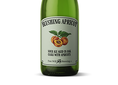 Blushin Aprict - Sour Ale Aged in Oak Casks with Apricots