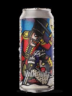 Free Will Brewing - Winter Waltz - Wheat Ale with Orange Peel and Cinnamon