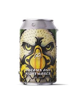 Free Will Brewing - Dreams and Nightmares - Pale Lager