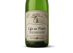 Life on Pears - Saison Ale Fermented in a Foudre and Aged in Barrels with Pears