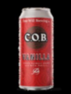 Vanilla C.O.B. - Coffee Oatmeal Brown Ale with Vanilla