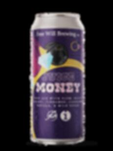 Juice Money - Sour Ale with Plum, Black Currant, Cinnaon, Cardamom, Vanilla, and Milk Sugar