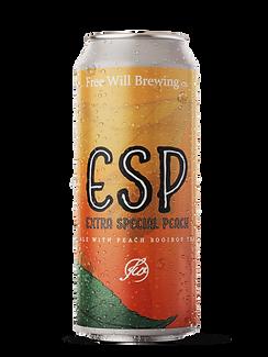 Extra Special Peach - ESB with Peach Rooibos Tea