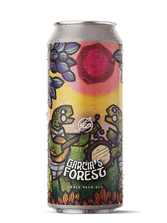 Garcia's Forest - IPA