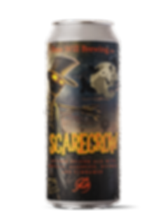 Scarecrow - Autumn Spiced What Ale with Vanilla, Allspice, Nutmeg, and Cinnamon
