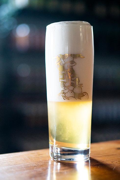 Free Will Brewing Yuzu Kaeru Glass