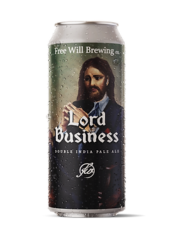 Lord Business - Double IPA