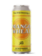 Mango Wheat - Ale with Mangoes
