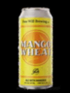 Mango Wheat - Wheat Ale with Mangoes