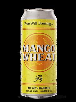 Mango Wheat - Ale with Mangoes