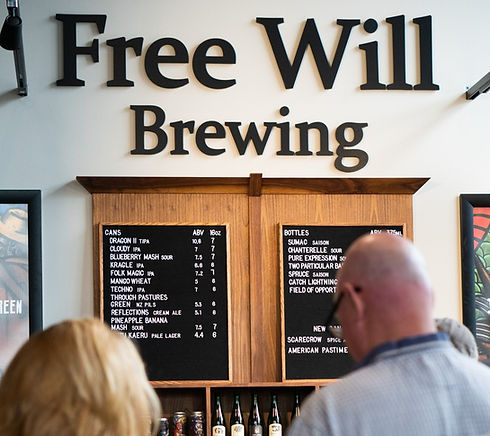 Free Will Brewing Broad Theater