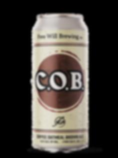C.O.B. - Coffee Oatmeal Brown Ale
