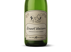 Desert Unicorn - Farmhouse Ale Aged in Barrels