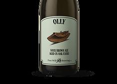 Olly - Sour Brown Ale Aged in Oak Casks