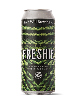 Freshie - Fresh Hopped IPA