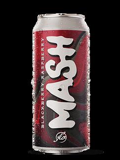 Blackberry Raspberry Mash - Sour Ale with Blackberry, Raspberry, Vanilla, and Milk Sugar
