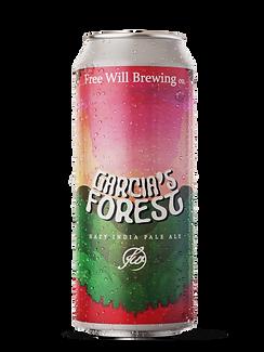 Garcia's Forest - Hazy IPA