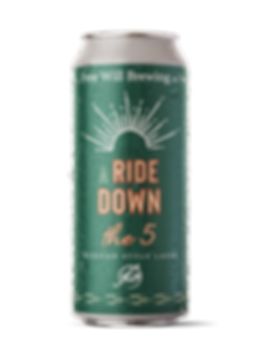 A Ride Down the 5 - Mexican Lager