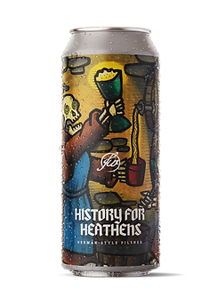 Free Will Brewing - History For Heathens - German Pilsner