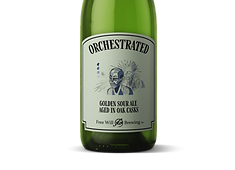 Orchestrate - Golden Sour Ale Aged in Oak Casks