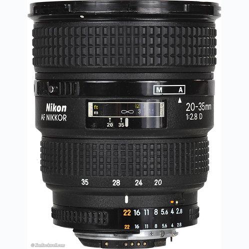 Nikon 20-35mm f2.8