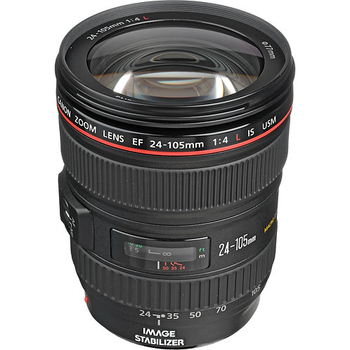 Canon 24-105mm F 4 USM L IS