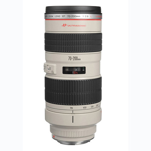 Canon 70-200 f2.8 L IS USM