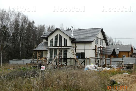 Каркасные дома Белгород, Воронеж