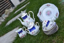 Vaisselle porcelaine déco