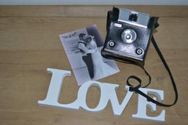 Lettres LOVE , Appareil photo vintage deco
