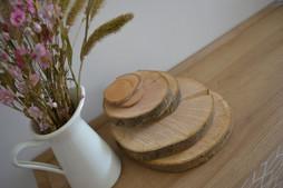 Rondins de bois divers diamètres