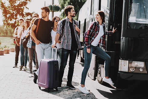bigstock-Group-Of-Young-People-Boarding-