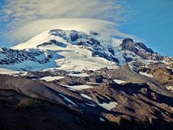 Mt. Adams from Hell Roaring Overlook