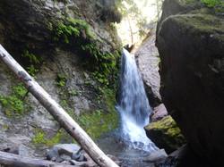 Alec Creek Hidden Waterfall